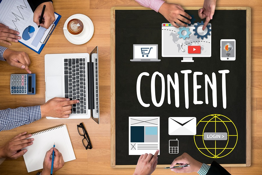 Wordpress.com and WordPress.org for content management